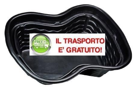 Vendita online laghetto preformato in pe heissner for Laghetto preformato