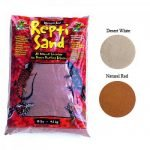 Sabbia del deserto 4.5 kg Bianca/Rossa
