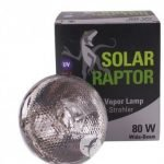 Lampada spot /uva/uvb ai vapori di mercurio