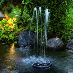 Pompe/giochi d'acqua